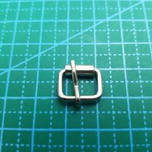 10-9-2 мм Пряжка, проволока стальная