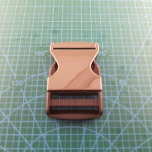 38 мм Фастэкс 5582 Металл-пластик черный никель.