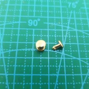 6-6-6 мм хольнитен двухсторонний золото