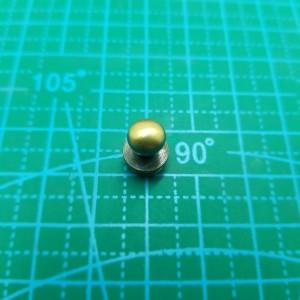 Кабурная кнопка 7 мм -038 антик