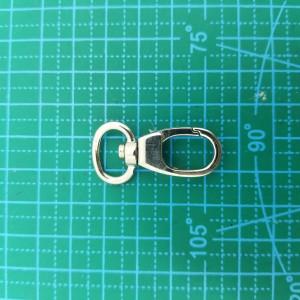 Карабин 12 мм никель арт.488