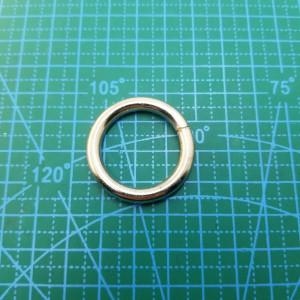 25-4,5 мм Кольцо сварное никель.