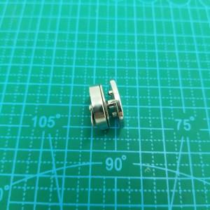 Магнит украшение 2654 никель.