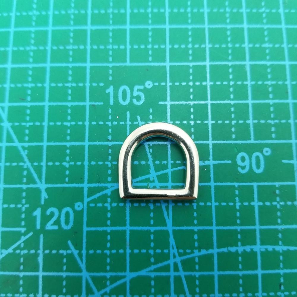 Ручкодержатель 12 мм 5399 никель.
