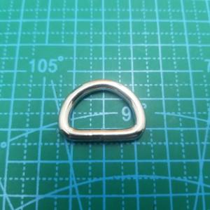 Полукольцо 20-12-4 мм. сварное.