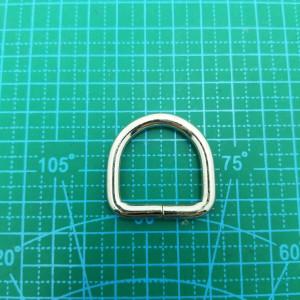 Полукольцо 25-25-4 мм. сварное.