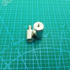 9 мм Насадка для установки хольнитенов односторонний 9 мм. №33,5