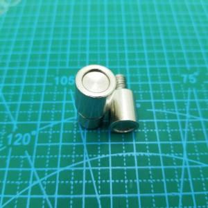 Матрица для установки хольнитенов двухсторонних 9 мм.№33,5
