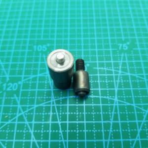 Матрица для установки люверсов 5 мм. №3