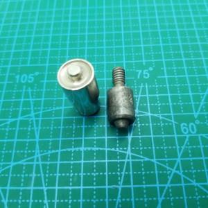 Матрица для установки люверсов 6 мм. №4