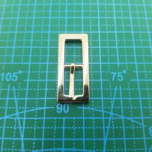 10 мм Пряжка арт. 030 никель