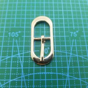 16 мм Пряжка никель  арт.2033