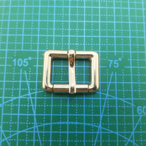 Пряжка 20 мм арт.0393 никель
