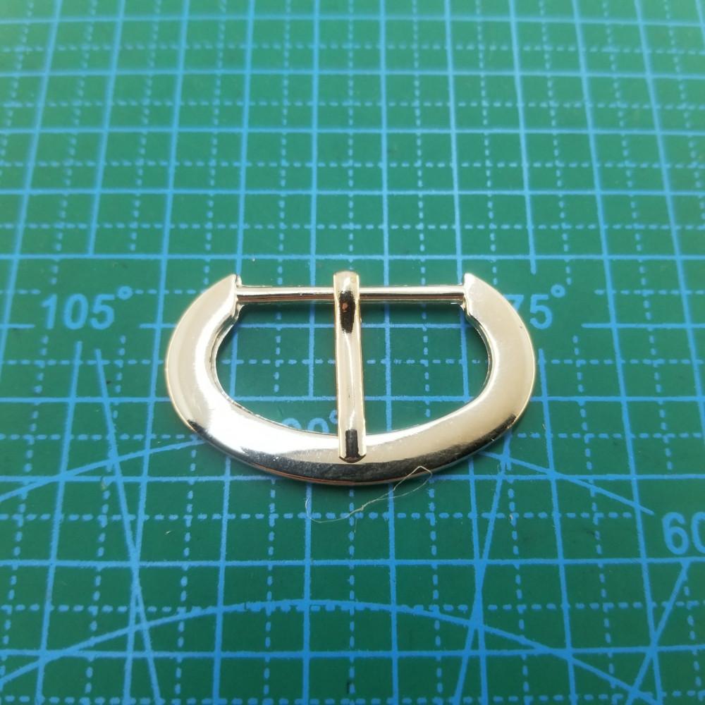 Пряжка 30 мм 685 никель.