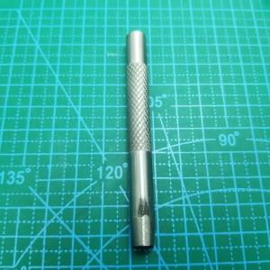 6 мм Пробойник круглый рифленый.