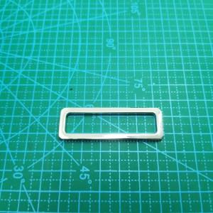 50 мм рамка никель арт 2676