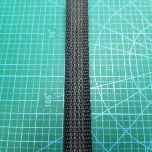 20 мм стропа черная латэкс