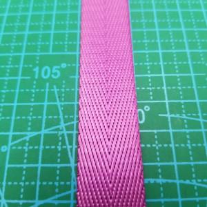 20 мм Стропа ременная №29 розовая.