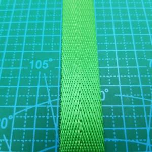 20 мм Стропа ременная №26 светло-зеленая.