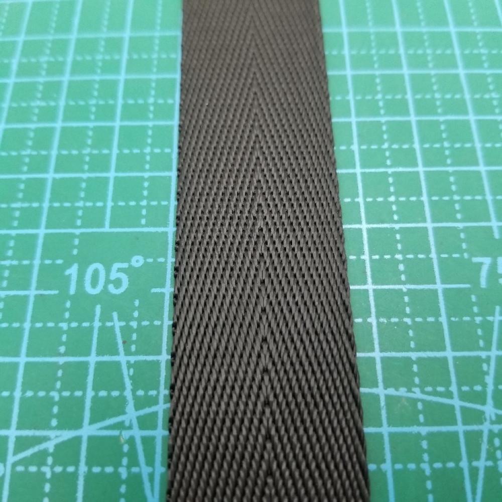 25 мм Стропа ременная №580 черная