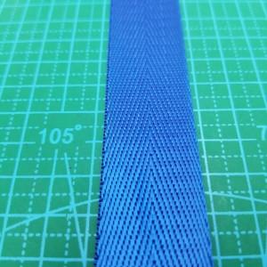 25 мм Стропа синяя.