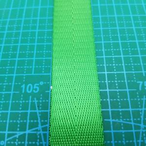 25 мм Стропа ременная №26 светло-зеленая.