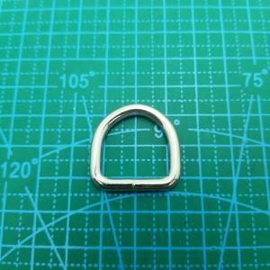 Полукольцо 20-20-4 мм. сварное.