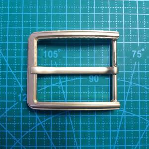 Пряжка ременная 40мм FG001046 цвет латунь