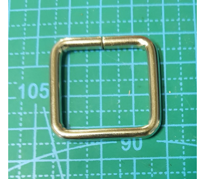 рамка 25-25-4 мм никель проволока