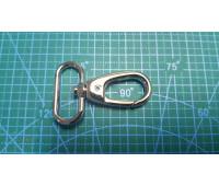 карабин 30 мм 1011  никель