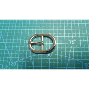 Пряжка 20 мм никель арт.013