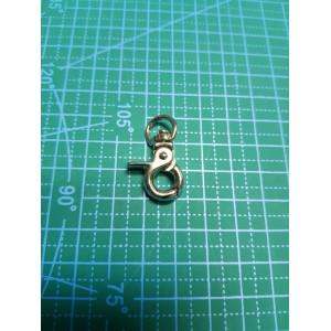 5 мм Карабин арт. 1094 никель