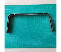 рамка металлическая обтяжная на женскую сумку  21,5*9,5