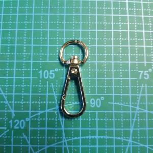 Карабин 10 мм арт. КО7.00-033 никель