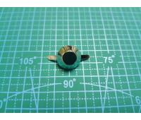 16 мм 9575 пукля никель