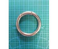 кольцо 40 мм т.7 мм арт.5212 никель