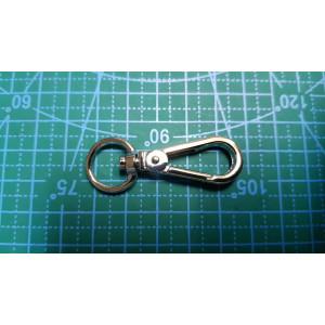 Карабин 10 мм 071-072 никель.