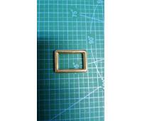 ручкодержатель 25 мм 265 золото