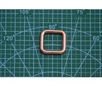рамка 20-20-4 мм никель проволока
