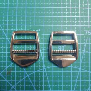 Фастэкс металлический 20 мм никель