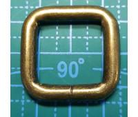 рамка 20-20-5 мм бронза проволока