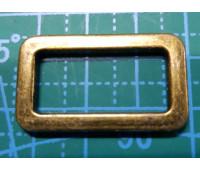 рамка 25 мм 154 бронза