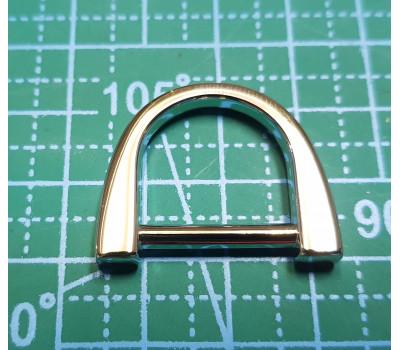 20 мм полукольцо ручкодержатель 1207 никель