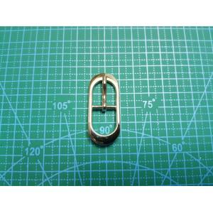 Пряжка 16 мм никель  арт.2033