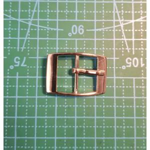 Пряжка 17 мм никель арт. 017