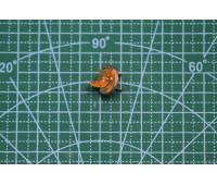 магнитная кнопка 14 мм золото