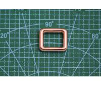 ручкодержатель  20*15*4 мм никель 5594