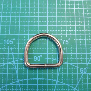 Полукольцо 30-25-4 мм сварное