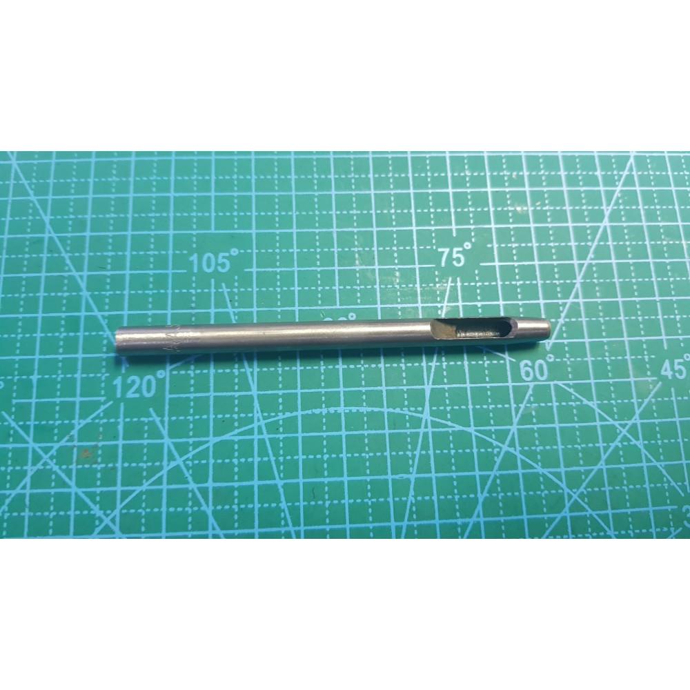 Пробойник по кожи круглый d 4,5 мм.