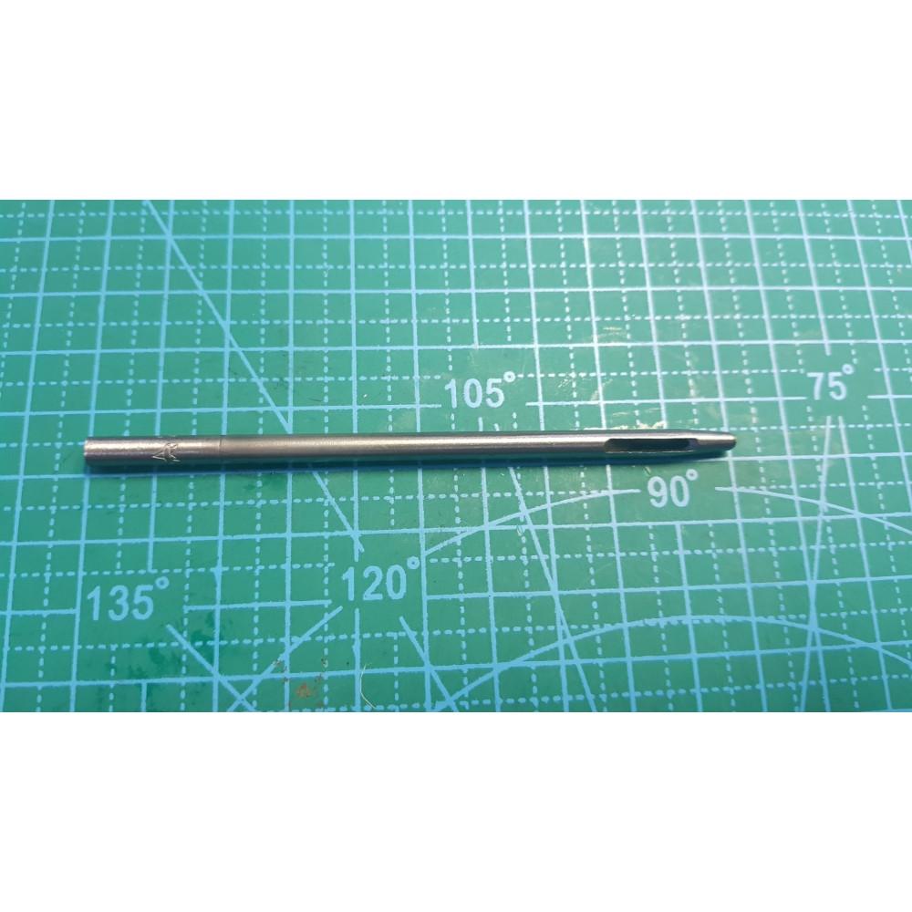 2 мм Пробойники круглый рифленый